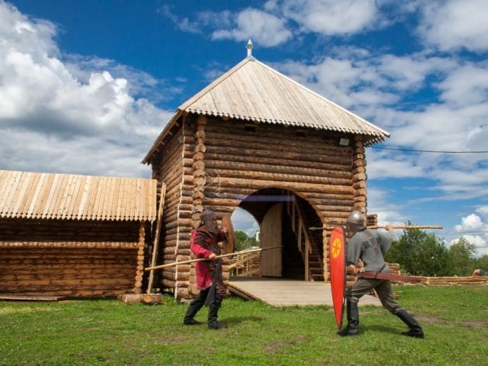 Здесь часто проходят культурно-исторические мероприятия. /Фото:torzhok.pro