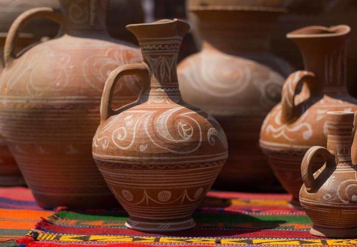 Посуда балхарских мастериц. /Фото:livemaster.ru