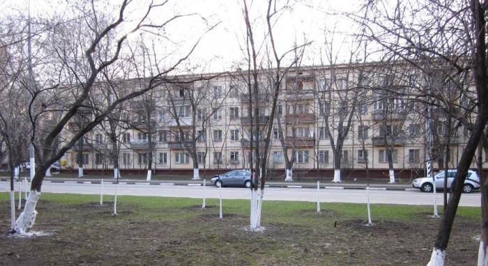 Старожилы утверждают, что полвека назад в районе было еще зеленее. /Фото:wikimapia.org