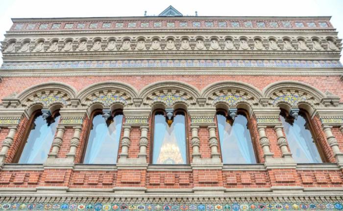 Талантливый ярославский архитектор сотворил шедевр. /Фото:moscowalk.ru
