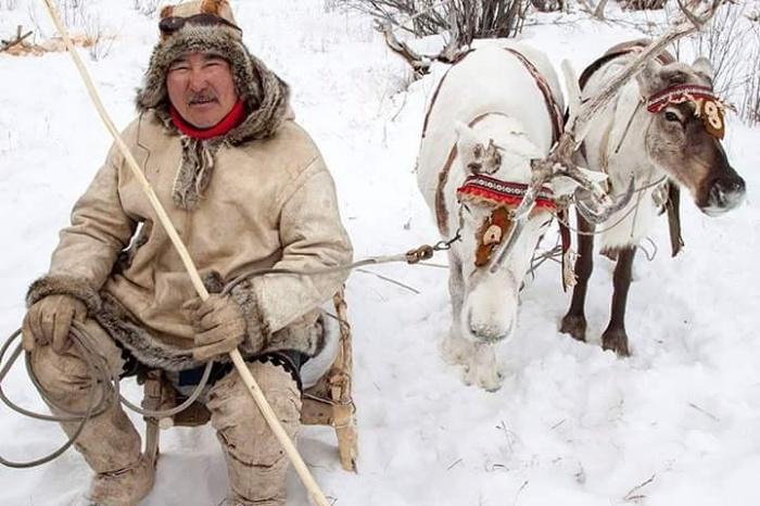 Современный якутский оленевод/Фото:gazetayakutia.ru