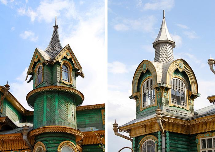 Сказочные башни. /Фото:podmoskovnye.ru