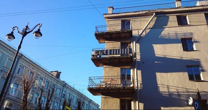 Так, по мнению авторов проекта, должен был выглядеть идеальный дом при коммунизме. /Фото:droogie.ru