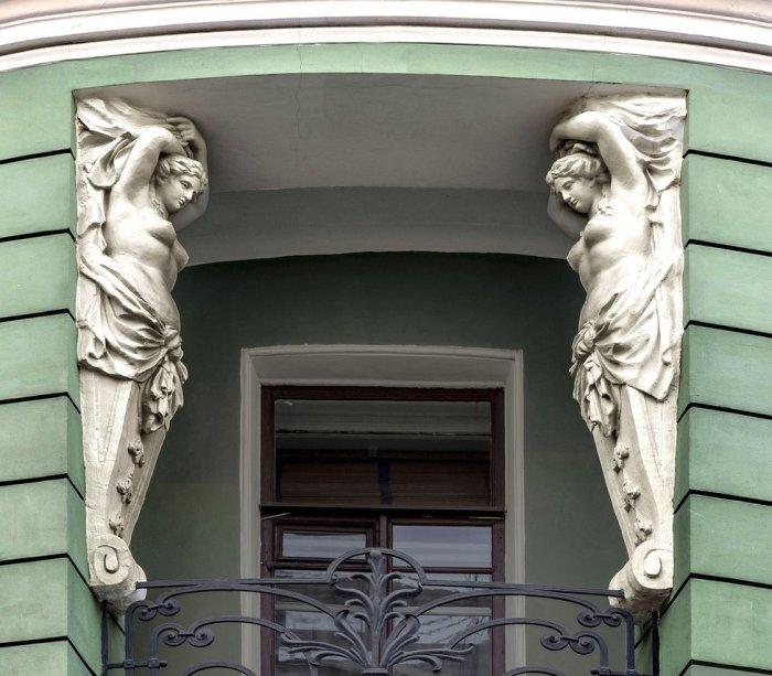 Фрагмент Колобовского дома. /Фото:yandex.net