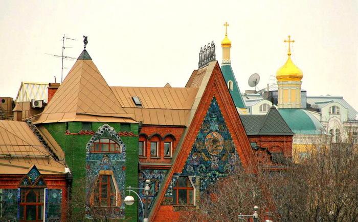 Петр Перцов очень дорожил этим домом. Официальным владельцем была его жена. /Фото:kelohouse.ru