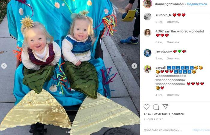 Опыт семьи Прескотт стал примером для мам детей с синдромом Дауна во всем мире.