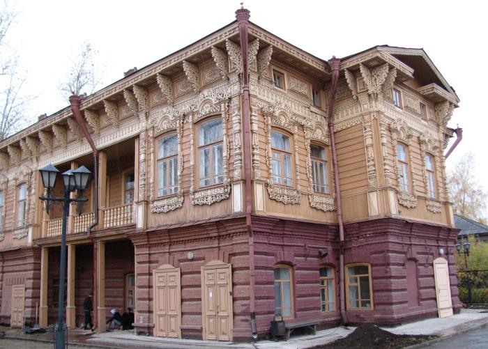 Дом Шишкова (сейчас: Дом искусств). /Фото:mirnetesen.blogspot.com