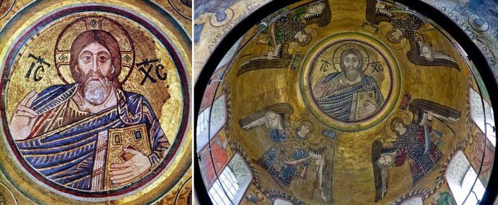 Одна из самых знаменитых мозаик Собора. /Фото:pravlife.org