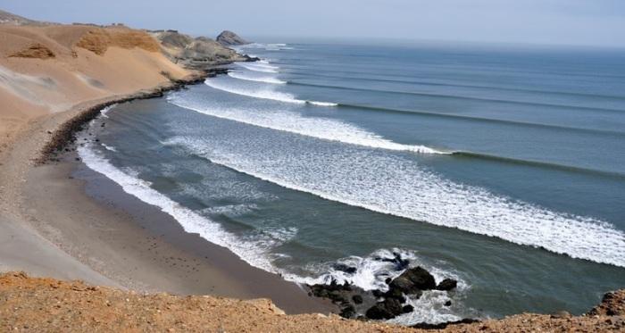 Строительные работы могут разрушить условия, при которых образуются волны. /Фото:masterok.livejournal.com