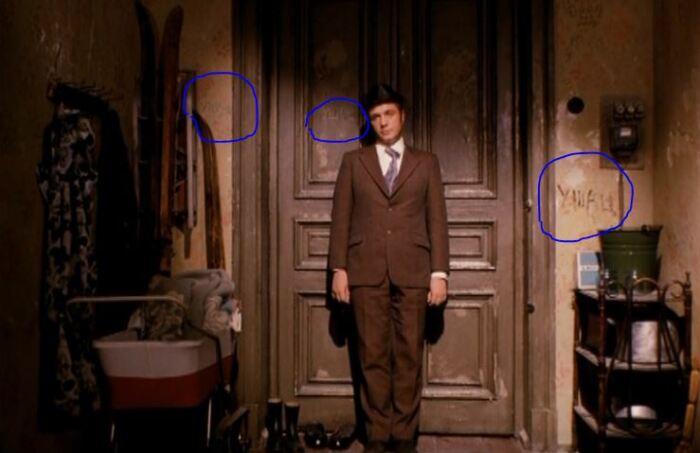 Видеокадр из фильма «Афоня».