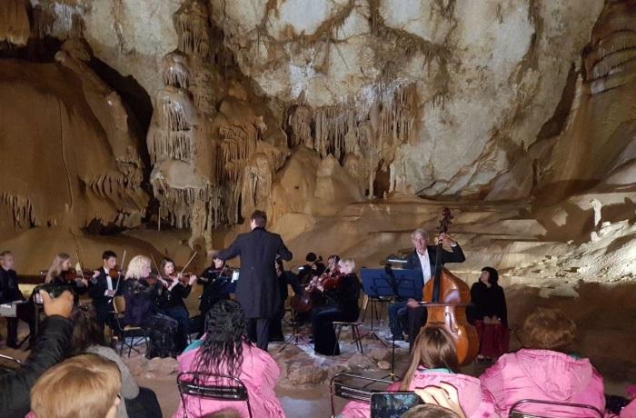 Прошлым летом здесь прошел Фестиваль классической музыки. /Фото:gazetacrimea.ru