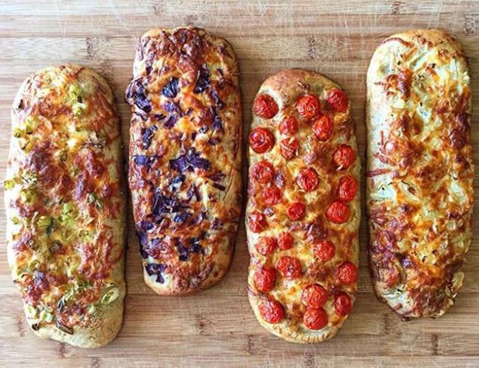 Возможно, хлеб Ханны такой вкусный, потому что она добавляет в него то, что вырастила на своем огороде