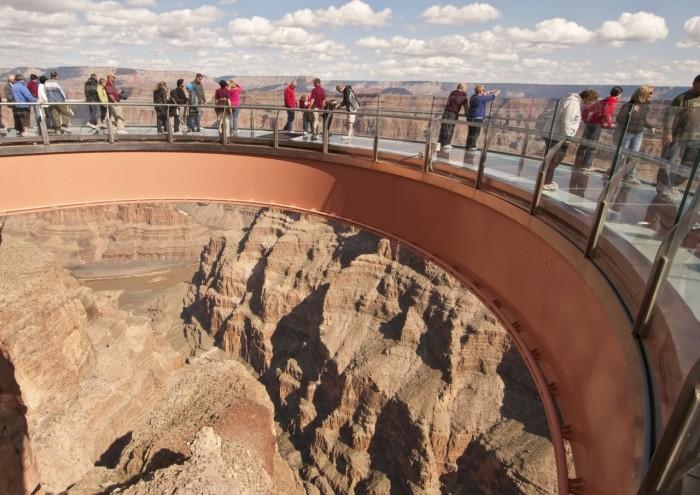 Дугообразный коридор в США/ Фото:Фото:livejournal.com