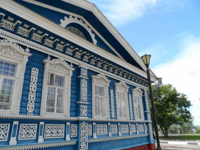 Бывший дом купца Гришаева, XIX век. /wikipedia.org