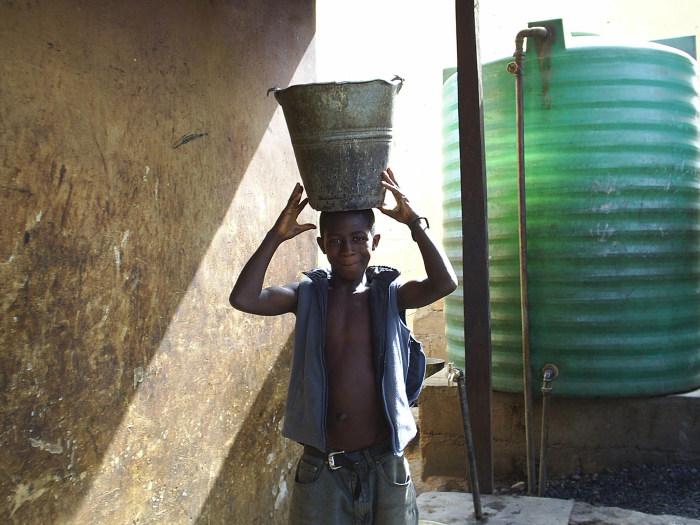 Здесь очень плохо с водой. / Фото:borgenmagazine.com