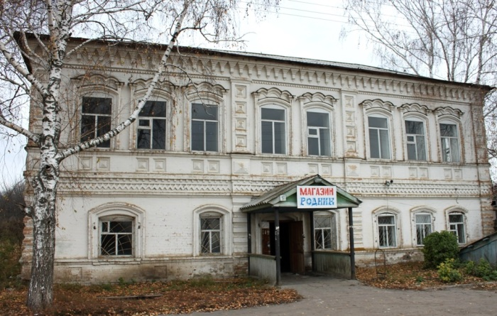 Кажется, что ты в уездном городе. /Фото: Ole Lukoye, fototerra.ru
