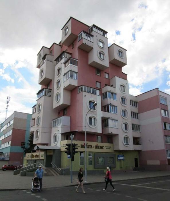 Большая часть квартир в доме - однокомнатные. /Фото:go2weekend.ru