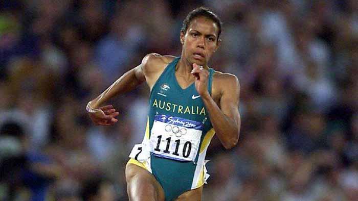 Кэти Фримен выиграла золото в беге на 400 метров на Олимпиаде 2000 года. /Фото:perthnow.com.au