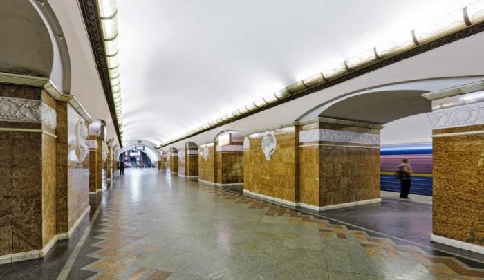 Наводнение киевскому метро не грозит. /Фото:newsinphoto.ru