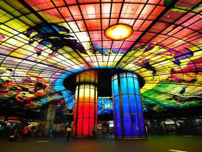 Так называемый Купол света. /Фото:center-dom.com