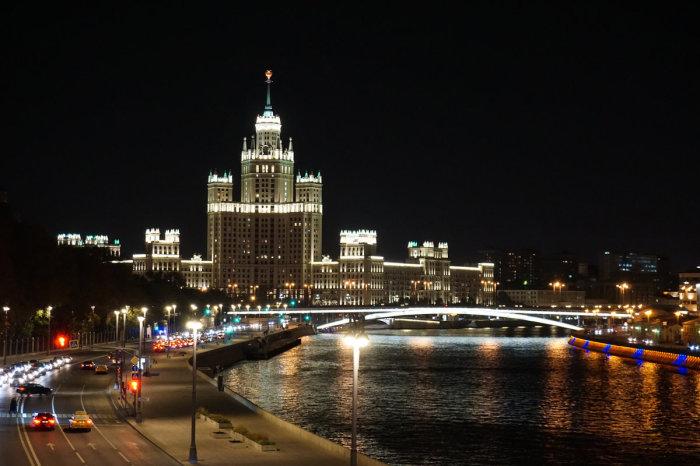 Сталинский ампир: русский ответ американцам. /Фото: yandex.ru, пользователь nadezda-mni<br>
