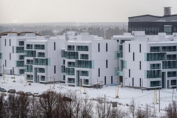 Квартал-тетрис зимой. /Фото:snip1.ru