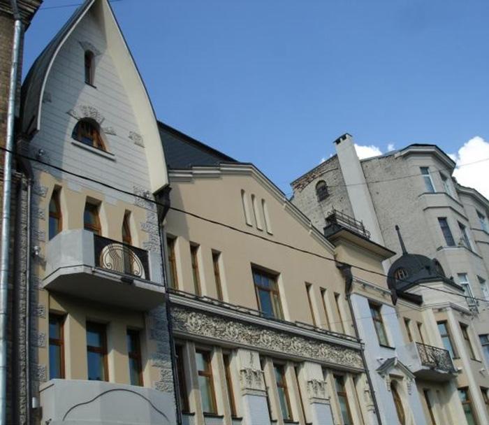 Доходный дом в псевдоготическом стиле. /Фото:wikimapia.org