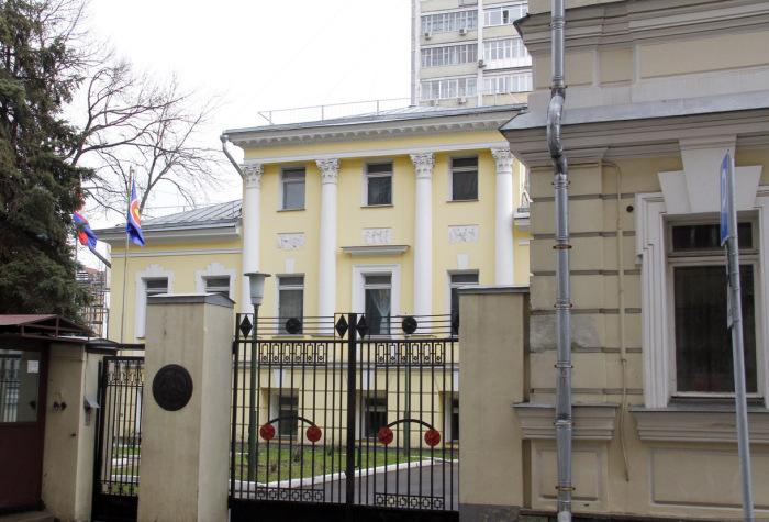 Посольство Камбоджи.  /Фото:otzovik.com
