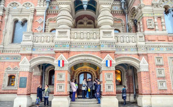 Легенда-страшилка про этот дом мало похожа на правду. /Фото:moscowalk.ru
