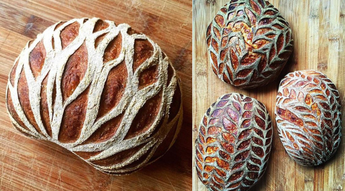 Резьба по хлебу вызвала восхищение любителей выпечки со всех уголков планеты.