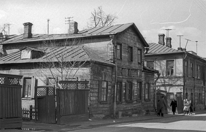Фото начала 1960-х годов. /Фото:arhmir.ru