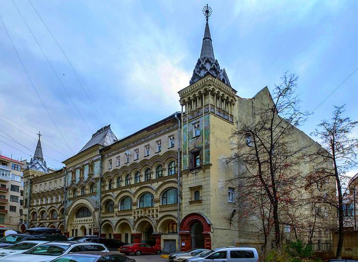 Такую вот красоту советские власти решили спрятать. /Фото:yandex.net