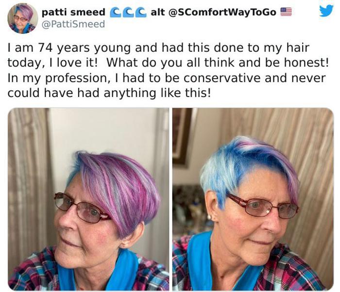 Госпожа Смид и не думала, что ее откровение вызовет бурю в интернете.