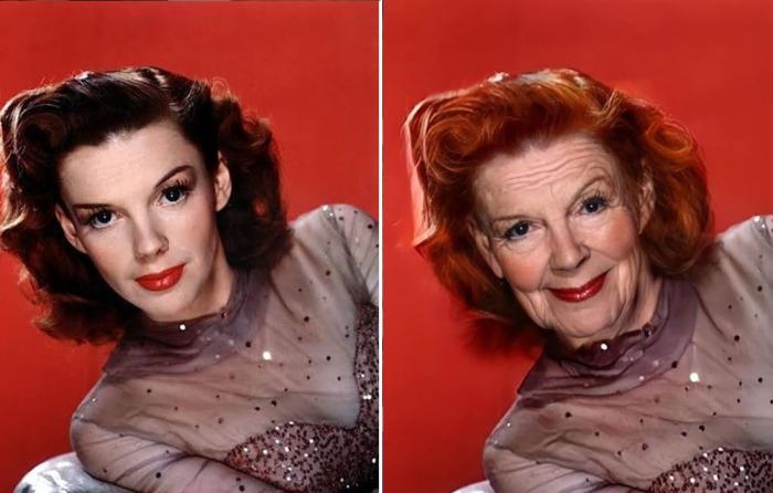 Если бы Джуди Гарленд дожила до 99...