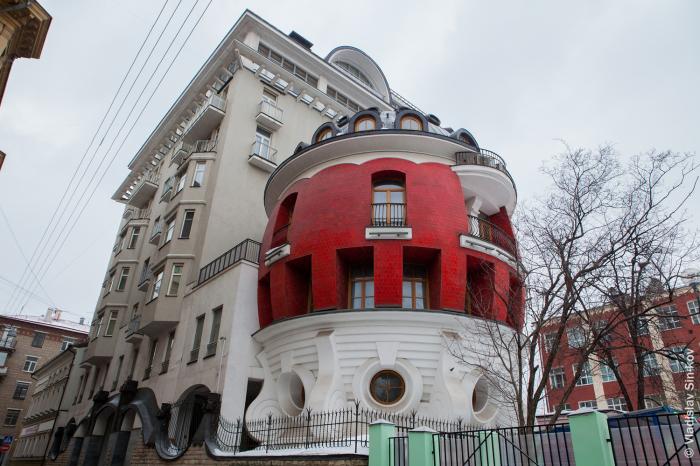 Кто решится жить в этом яйце? /Фото:stroi.mos.ru