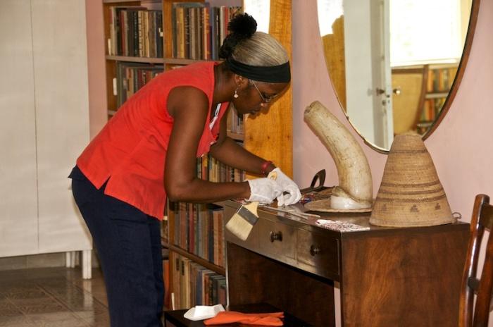 Работники музея постоянно поддерживают идеальную чистоту. /Фото:olgasukhova.livejournal.com