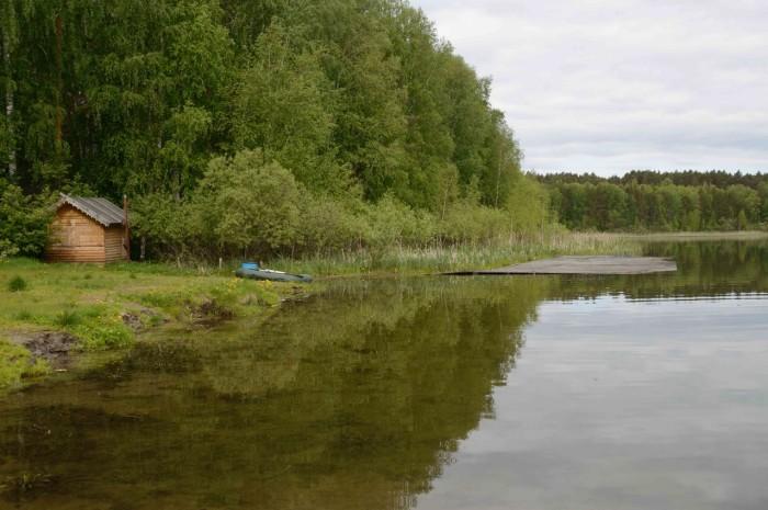 Линево озеро. /Фото:туристка-алтай.рф