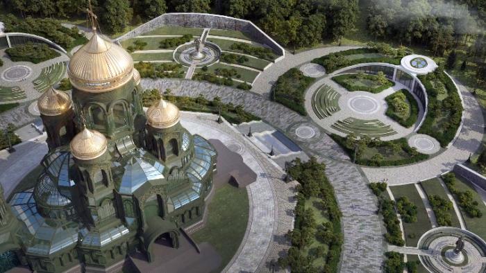 Это будет целый мемориальный храмовый комплекс. /Фото:сmil.ru