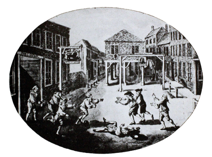 Франция, около 1750 г. /Фото:makpro.com