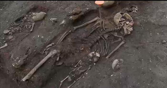 Более 400 лет назад от чумы погибли сотни тысяч человек. /Кадр из новостного сюжета на canal3.md