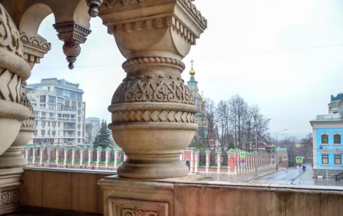Дом должен был поразить всех роскошью. /Фото:moscowalk.ru
