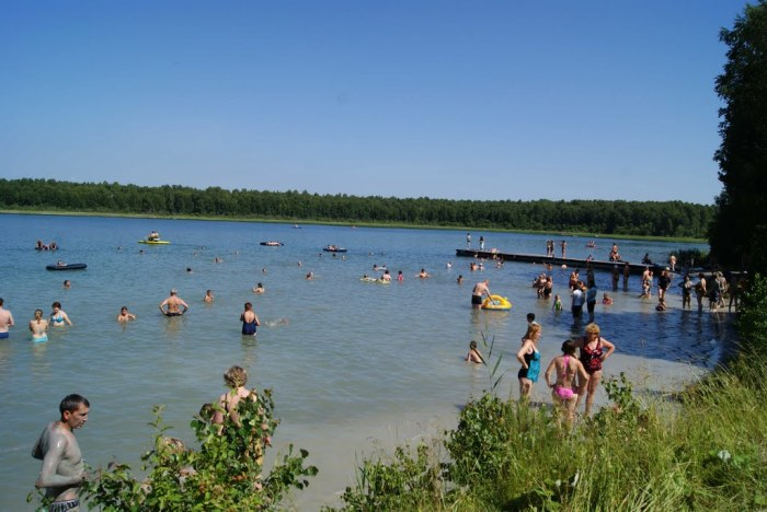 Данилово озеро. /Фото: womenmag.ru