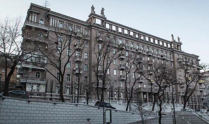 Престижный дом. /Фото:vl.ru