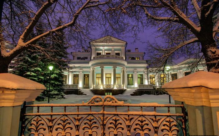 О таком доме можно был только мечтать. /Фото:mosday.ru