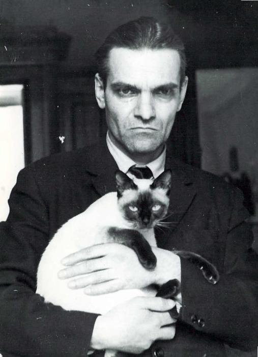 Юрий Кнорозов. 1971 год. /Фото:wikipedia.org