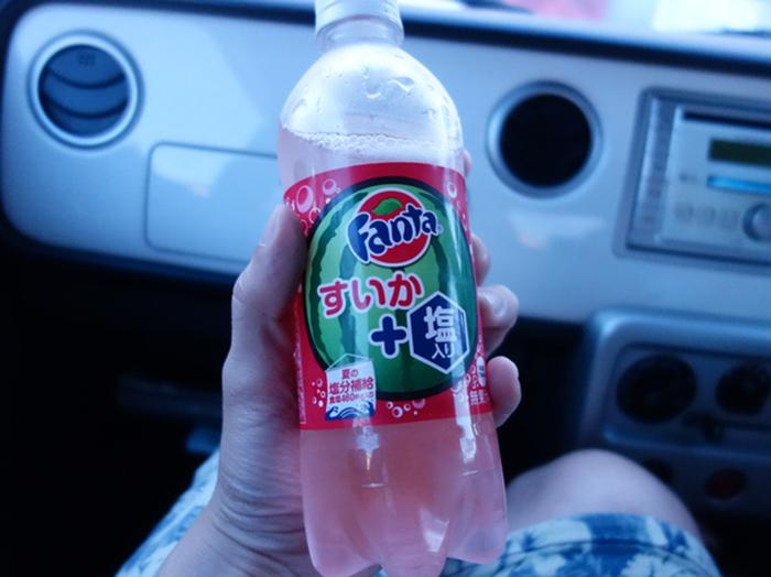 Сезонная арбузная кока-кола. /Фото:liked.hu