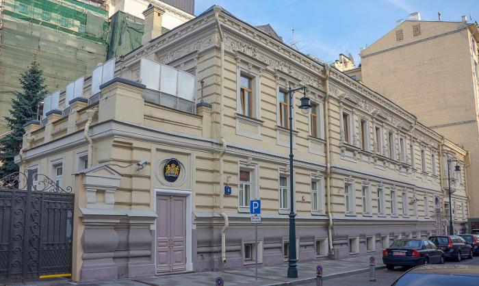 Здесь вершились исторические события. /Фото:moscowwalks.ru, Василий П.