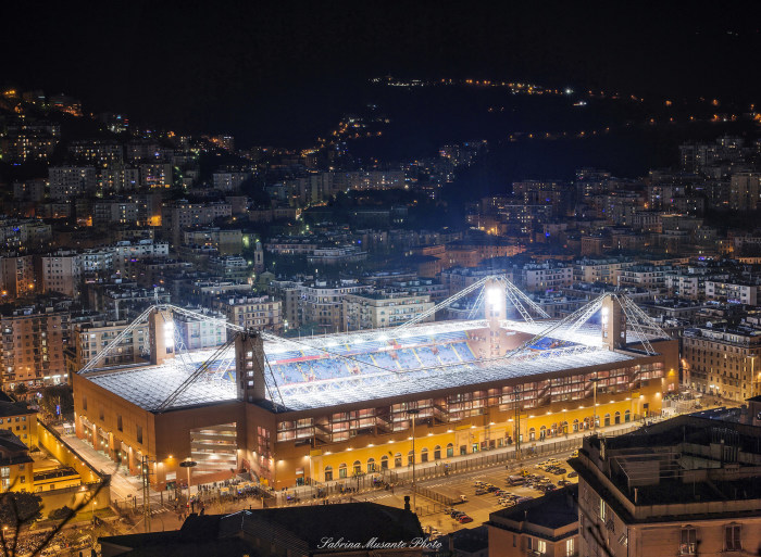 Стадион в Генуе/Фото:picua.org