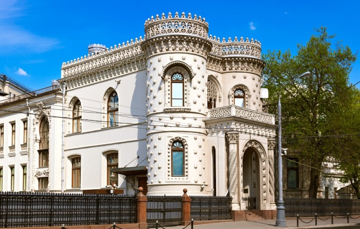 Дом на Воздвиженке. /Фото:mtdata.ru