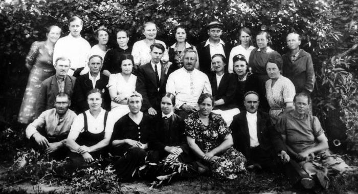 Сотрудники Лензоосада весной 1945-го. Настоящие герои! / Фото:topnonoje.ru